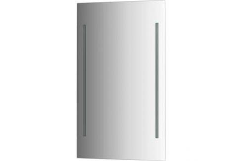 Зеркало Evoform Ledline 60х100 см, с 2-мя встроенными LED- светильниками 14,5 W (BY 2123) Мебель для ванных комнат