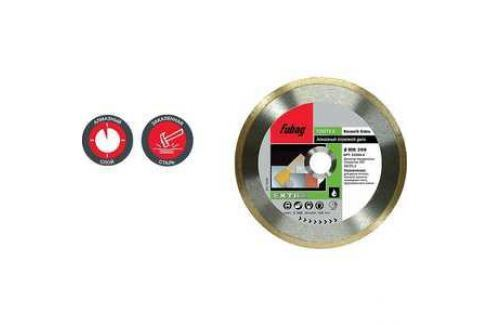 Диск алмазный Fubag 230х30/25.4мм Keramik Extra (33230-6) Алмазные диски