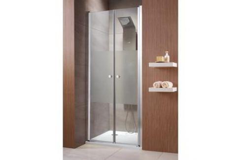 Душевая дверь Radaway EOS DWD 90x197 (37703-01-01N) стекло прозрачное Душевые двери