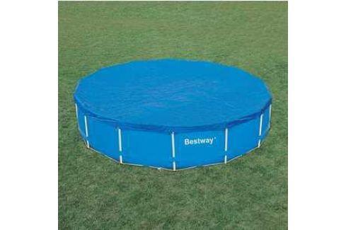 Крышка для каркасного бассейна Intex 4.57 м (28032) Тенты и покрывала
