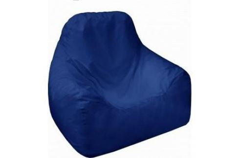 Кресло мешок Пазитифчик Бмо16 синий Кресла