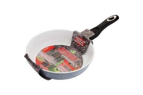Сковорода со съемной ручкой d 24 см Катюша Гранит (Кт-3624) Сковороды