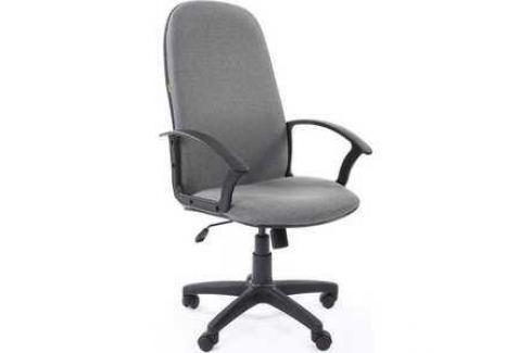 Офисное кресло Chairman 289 серый Компьютерные кресла