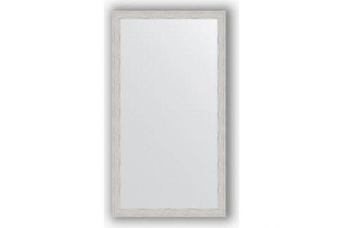 Зеркало в багетной раме поворотное Evoform Definite 61x111 см, серебрянный дождь 46 мм (BY 3197) Мебель для ванных комнат
