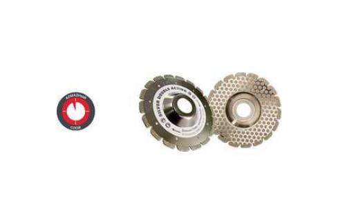 Диск алмазный Fubag 125х22.2мм Silver Double Action (89125-3) Алмазные диски