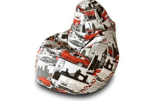 Кресло-мешок Груша Пазитифчик Ягуар 05 Кресла