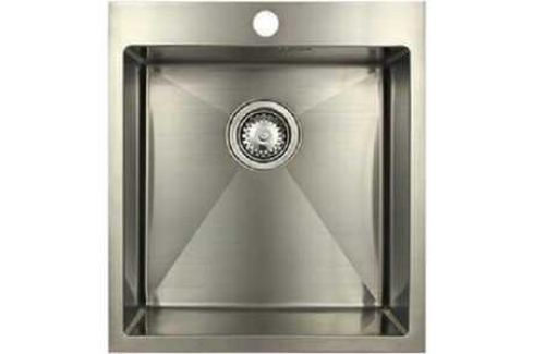 Мойка кухонная Seaman Eco Marino SMB-4550S вентиль-автомат (SMB-4550S.B) Кухонные мойки