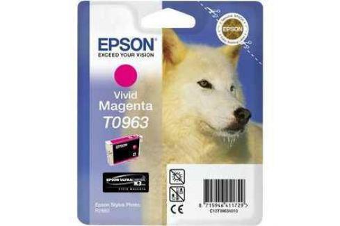 Картридж Epson R2880 (C13T09634010) Расходные материалы