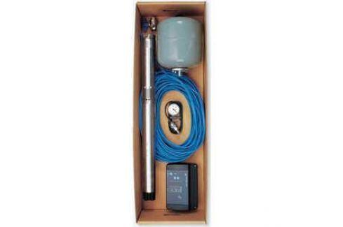 Система водоснабжения Grundfos SQE 3-65 комплект (96524501) Системы водоснабжения