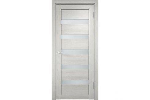 Дверь ELDORF Мюнхен-3 остекленная 2000х700 экошпон Слоновая кость Межкомнатные двери