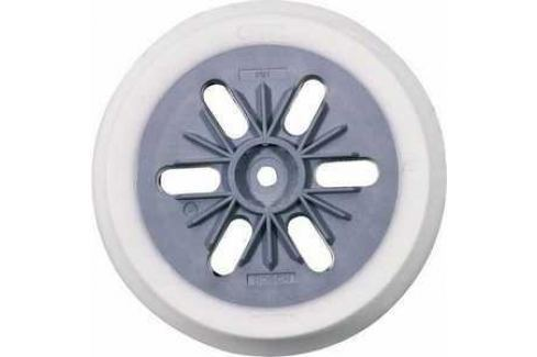 Тарелка опорная Bosch 125мм мягкая для GEX (2.608.601.118) Для шлифмашин