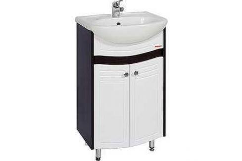 Комплект мебели Меркана Ольга 50 венге Мебель для ванных комнат