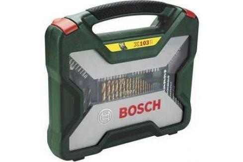 Набор бит и сверл Bosch 103шт X-Line (2.607.019.331) Наборы бит со сверлами