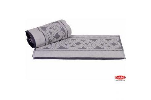 Полотенце Hobby home collection Hurrem 70x140 см серый (1501000496) Электроника и оборудование