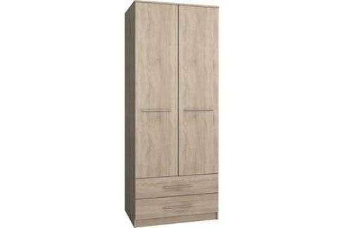 Шкаф Мастер Ланс-2 (дуб сонома) Распашные шкафы