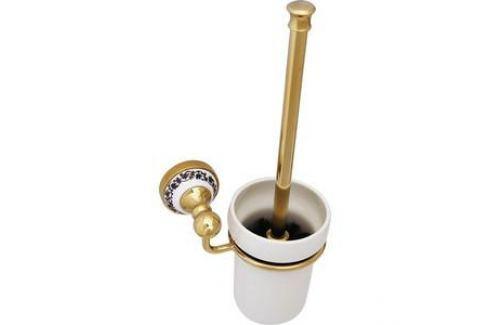 Ерш для туалета Fixsen Bogema Gold (FX-78513G) Аксессуары для ванной