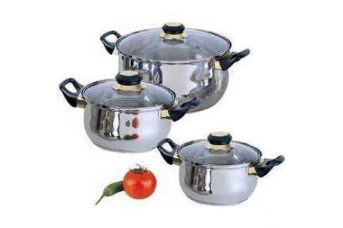 Набор кастрюль Bekker Classik ВК-950 Наборы посуды