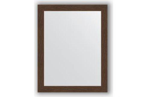 Зеркало в багетной раме поворотное Evoform Definite 76x96 см, мозаика античная медь 70 мм (BY 3273) Мебель для ванных комнат
