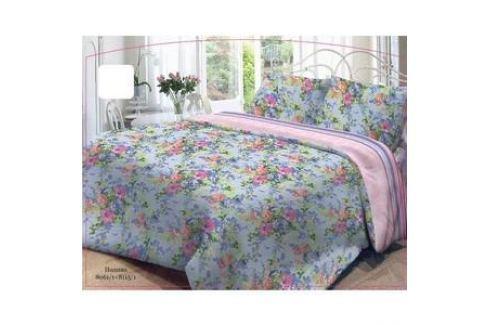Комплект постельного белья Нежность 2-х сп, поплин Полина с наволочками 70x70 (701897) Электроника и оборудование
