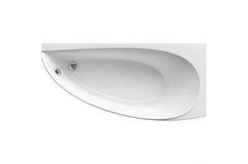 Акриловая ванна Ravak Avocado 160 правая, без гидромассажа (CH01000000) Акриловые