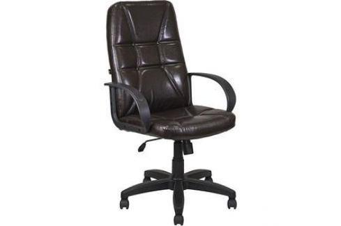 Кресло Алвест AV 114 PL (727) MK эко кожа 221 шоколад Компьютерные кресла