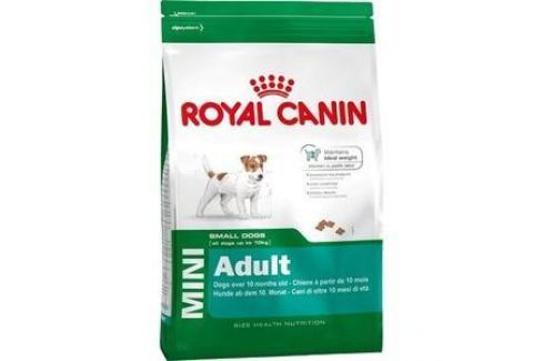 Сухой корм Royal Canin Mini Adult для собак мелких пород 4кг (306040) Электроника и оборудование
