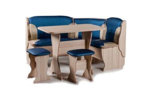 Набор мебели для кухни Бител Орхидея - комби (ясень, терра эффект -114 + с-101, ясень) Кухонные уголки