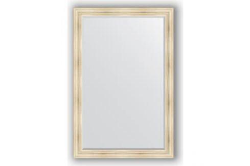 Зеркало с фацетом в багетной раме поворотное Evoform Exclusive 119x179 см, травленое серебро 99 мм (BY 3627) Мебель для ванных комнат