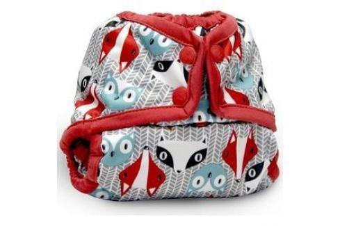 Подгузник для плавания Kanga Care Newborn Snap Cover Clyde (820103913393) Многоразовые подгузники и трусики
