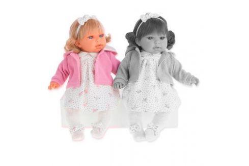 Кукла Лорена в розовом, озвученная,37см, Antonio Juan Munecas КУКЛЫ КЛАССИЧЕСКИЕ