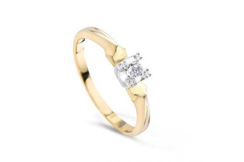 Кольцо с бриллиантами из розового золота VALTERA 51888 Изделия из золота