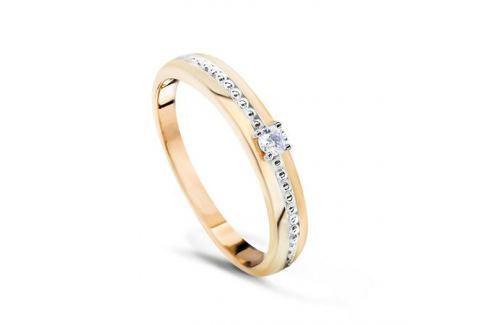 Кольцо с бриллиантами из розового золота VALTERA 74738 Изделия из золота