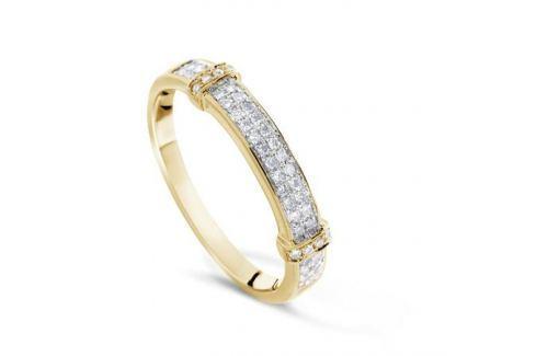 Кольцо с бриллиантами из розового золота VALTERA 74732 Изделия из золота