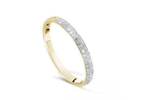 Кольцо с бриллиантами из розового золота VALTERA 57631 Изделия из золота