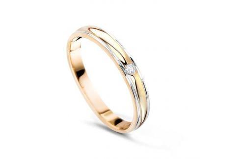 Кольцо с бриллиантами из розового золота VALTERA 56956 Изделия из золота