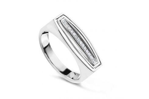 Кольцо с бриллиантами из белого золота VALTERA 57752 Изделия из золота