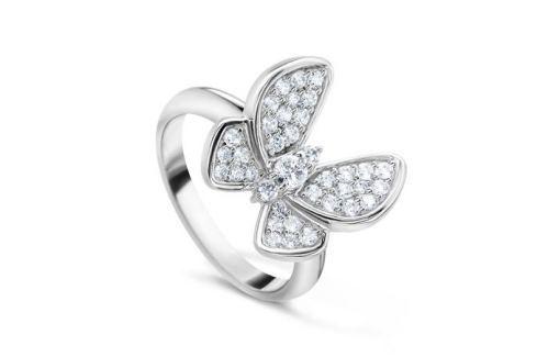 Кольцо из серебра VALTERA 56187 Изделия из серебра