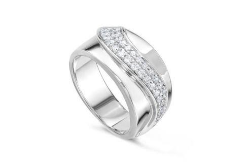 Кольцо из серебра VALTERA 44300 Изделия из серебра