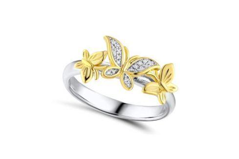 Кольцо с бриллиантами из серебра VALTERA 92446 Изделия из серебра