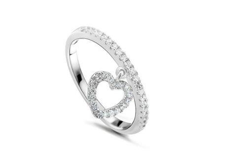 Кольцо из серебра VALTERA 82547 Изделия из серебра